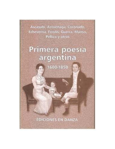 Primera poesía argentina 1600-1850